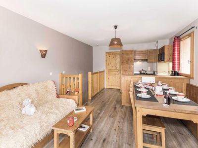 Photo for Residence Chalets des Rennes **** - 4 Rooms 8 people
