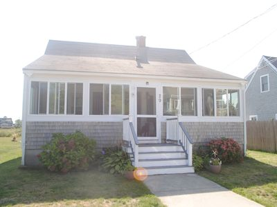 Photo for WONDERFUL GREEN HARBOR BEACH HOUSE IN A CHARMING BEACH COMMUNITY