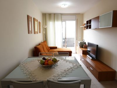 Photo for Nice apartment for 5 guests with WIFI, A/C, TV and balcony
