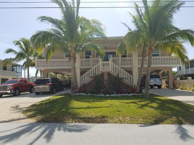 Photo for Beautiful canal front Key Largo home situated seconds from 3059848912