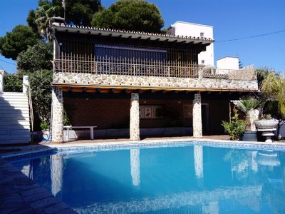 Photo for Villa with private pool in Torremolinos