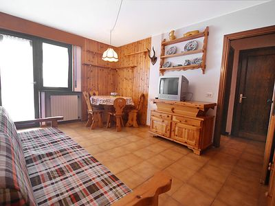 Photo for Apartment Des Alpes in Canazei - 4 persons, 1 bedrooms