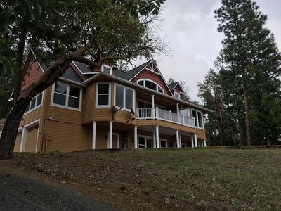Photo for Beautiful Mountain Home with Expansive Views of Wooded Hillsides, Quiet Valley