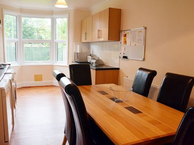 Photo for Modern 3 bed house in London sleeps 5