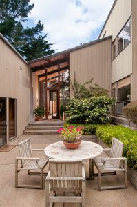 Photo for Updated Midcentury located minutes from all Pebble Beach Golf Courses