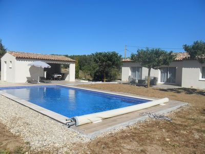 Photo for 3 bedroom villa and pool