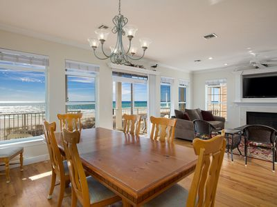 Photo for BEACH FRONT - Incredible Views - Private Beach Access