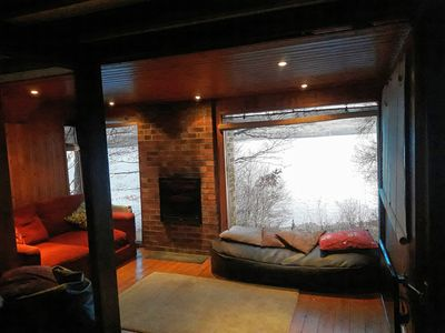 Lounge in Midwinter