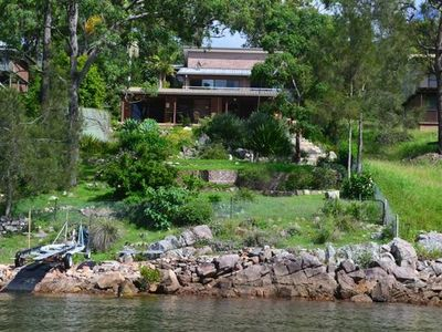 Photo for 160 Cove - tranquil waterfront escape