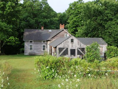 Photo for Lovely Hilltop Retreat Nestled In Rolling Meadows - Litchfield County