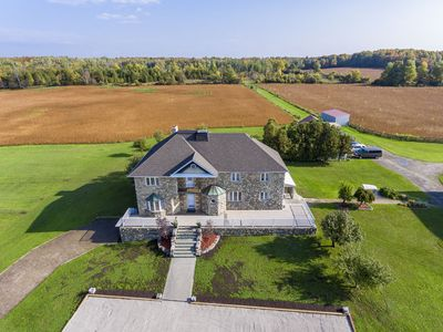 Photo for Luxury / Beautiful 4 Bedroom house in 100 acre (beautifully kept and maintained)
