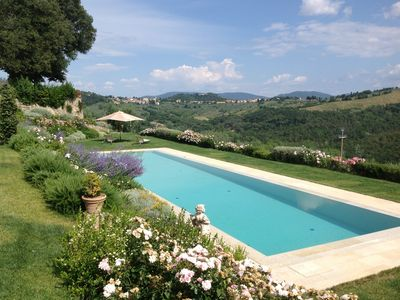 Photo for 25% DISCOUNT- Stunning Tuscan Villa w/ Personal Chef - 20 minutes from Florence