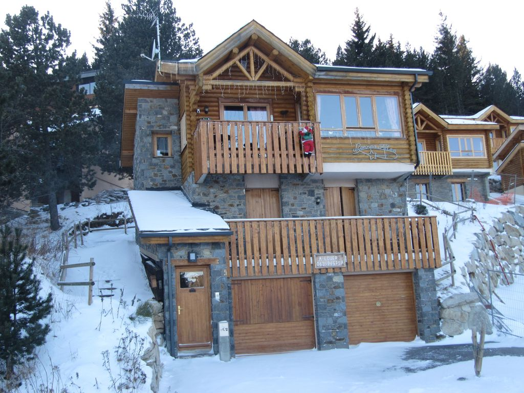 location chalet pyrenees 2000