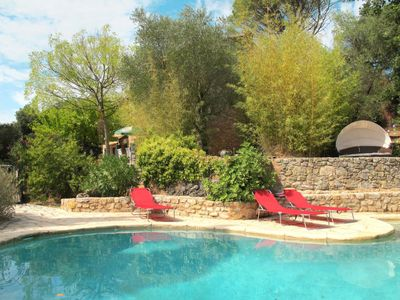 Photo for Vacation home Hameau des Mauniers (LOG130) in Lorgues - 6 persons, 3 bedrooms