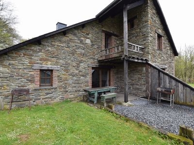 Photo for Terraced house with panoramic views of the Ourthe Valley