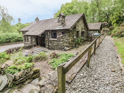 Photo for LOW BROW BARN, pet friendly, with open fire in Ambleside, Ref 972468