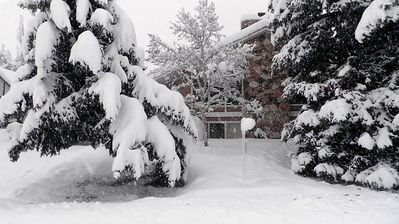 Photo for Snowy Powder Retreat Minutes to Ski Resorts Huge 4200 sq ft