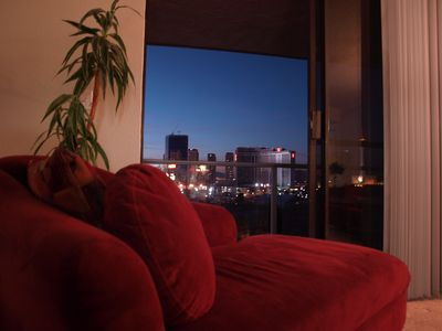 Photo for 3 Bdrm, 2bath Luxury Highrise Located 1 Mile From The Strip With Fantastic Views
