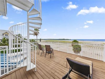 Photo for Beach Sanctuary, Beach Front, Views, 4 Bedrooms, Hot Tub, Sleeps 10
