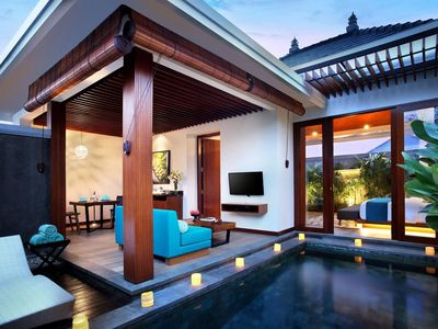Photo for 1 Bedroom Private pool villa in Legian Kuta near the beach