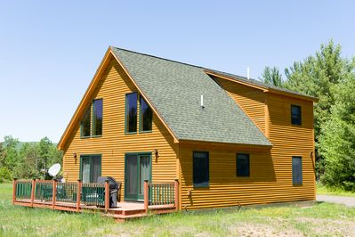 Haystack Hideaway: a very private home, yet close to town & pet friendly! -  Ray Brook