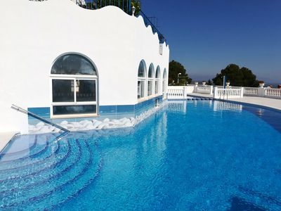 Photo for BEAUTIFUL APT WITH SEA VIEW AND SWIMMING POOL (9)
