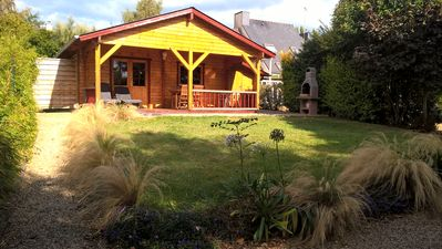 Photo for CLOS DU LOC'H *** HOUSE-BOIS-GITE in BINIC -reservation à la carte even the SUMMER