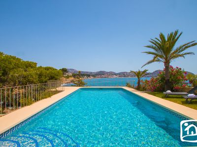 Photo for Abahana Villas - CALA ANDRAGO