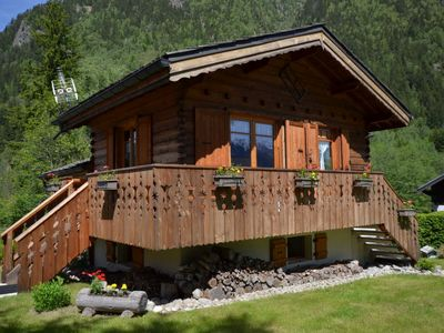 Photo for Vacation home de Thierry in Chamonix - 2 persons, 1 bedrooms