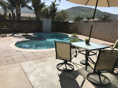 Photo for Charming 3BR/2BA HOME w/ POOL AND JACUZZI