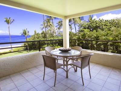 Photo for Charming Oceanfront, Beachfront, 2BR/2BA Polo Beach Club 308
