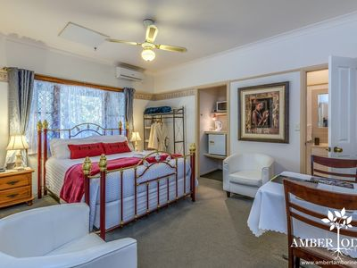 Photo for Serene Deluxe Room -  Boutique Lodge in the Heart of Mt Tamborine