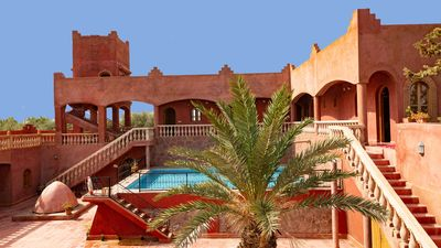 Photo for Private/whole extensive Villa in riad style with private pool & jacuzzi for hire