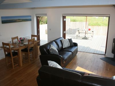 Photo for Converted Barn With Private Garden And Stunning Rural Views.
