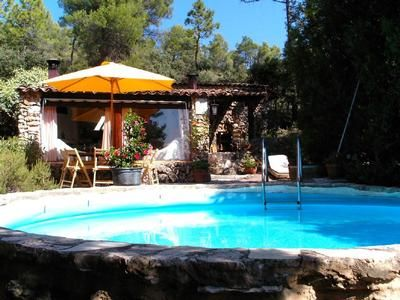 Photo for Holiday house Sillans la Cascade for 1 - 5 persons with 3 bedrooms - Holiday house