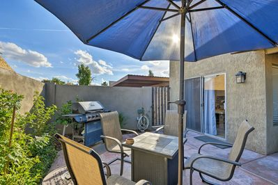 Experience the best of Phoenix & Scottsdale while staying at this Tempe home!