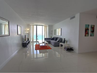 Photo for Hollywood Condo 2B/1B/1T Ocean View