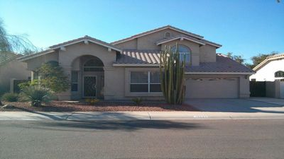 Photo for Lakefront Home In Golf Course Community Of Estrella Mt Ranch