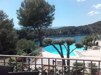 Photo for 2BR Apartment Vacation Rental in Saint-Raphaël, Provence-Alpes-Côte d'Azur
