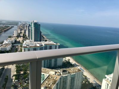 Photo for Penthouse unit with Breathtaking Ocean & City View