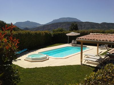 Photo for 2BR Chateau / Country House Vacation Rental in VENTEROL, Provence-Alpes-Côte d'Azur