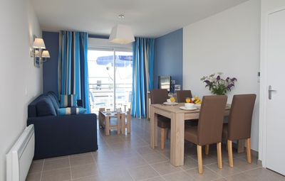 You will love the open living area.