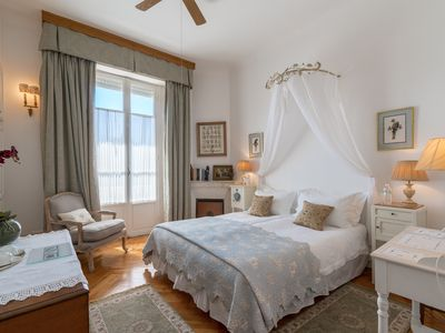 Photo for Luxury Bed & Breakfast in Belle Époque Villa next to the beautiful Parc Chambrun
