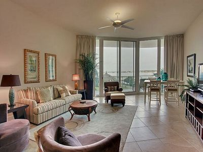 Photo for 1, 400 ft²/2BR/2BA Condo With a Balcony-Unit C101 by Hosteeva