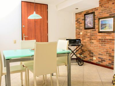 Photo for Amazing Furnished Apartment Medellín 1608