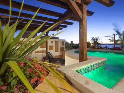 Photo for Sophisticated 3 bedrm home steps from the Malecon