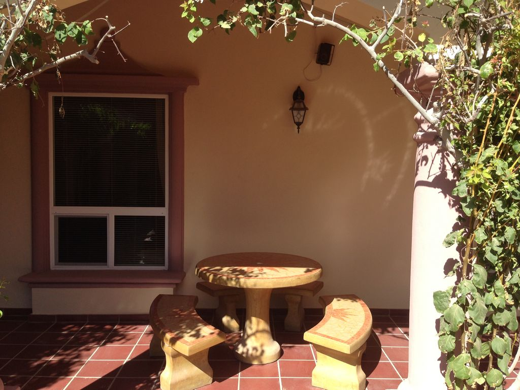 courtyard. Beautiful 5 bedroom Spanish style Hacienda       VRBO