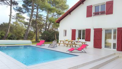 Photo for 200 METERS FROM THE BEACH, FOR HOLIDAYS ANY COMFORT!