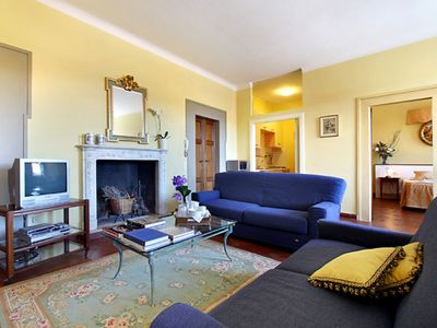 Photo for 1BR Apartment Vacation Rental in Florence