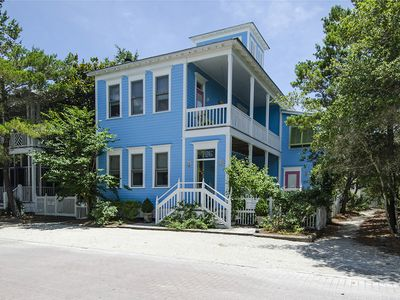 Photo for Ooh La La in Seaside Close to Pool & Short Walk to the Beach